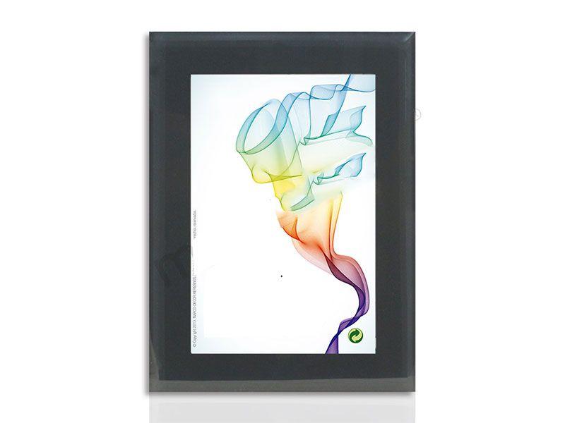 comprar marco de fotos cristal online