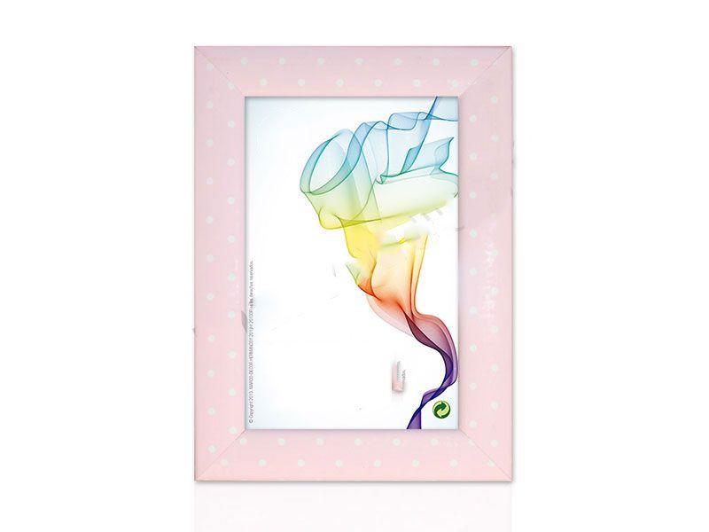 comprar marcos de fotos rosas