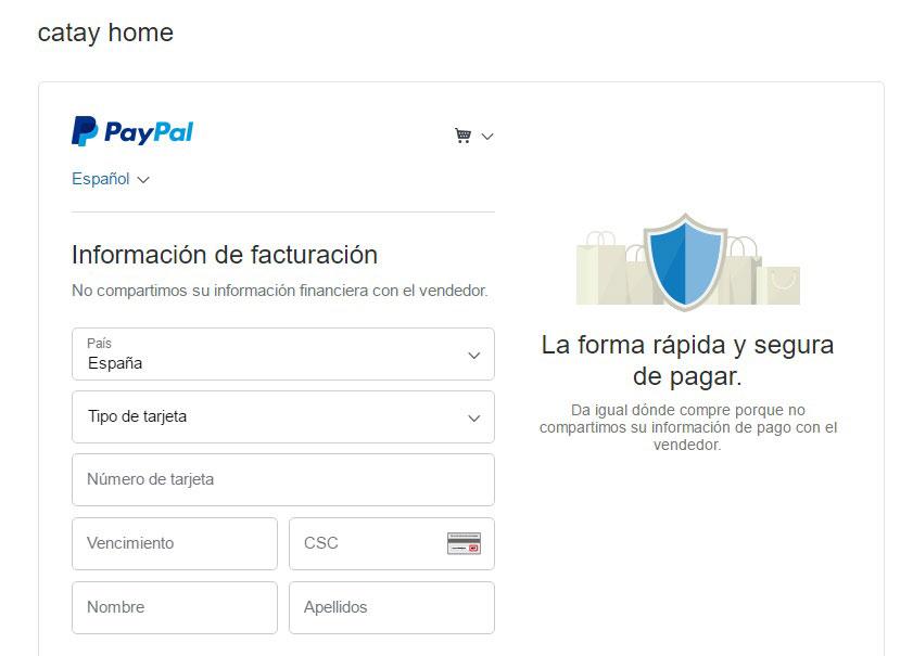 comprar online en catay home