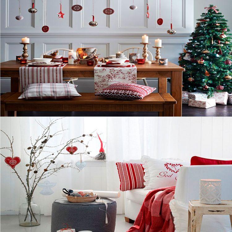 Las mejores ideas para obtener una decoraci n navide a de for Ideas de decoracion navidena