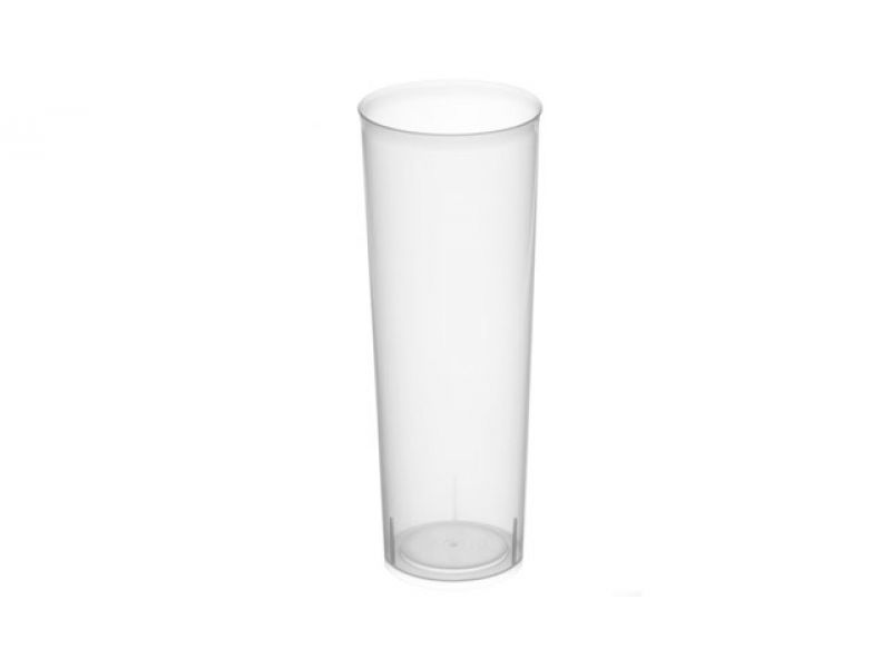 Paquete de vasos cubata transparente 300 cc (60 uds)
