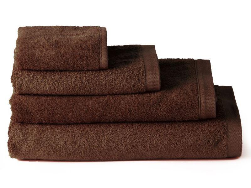 Toallas de Algodón para Baño Chocolate 100×150
