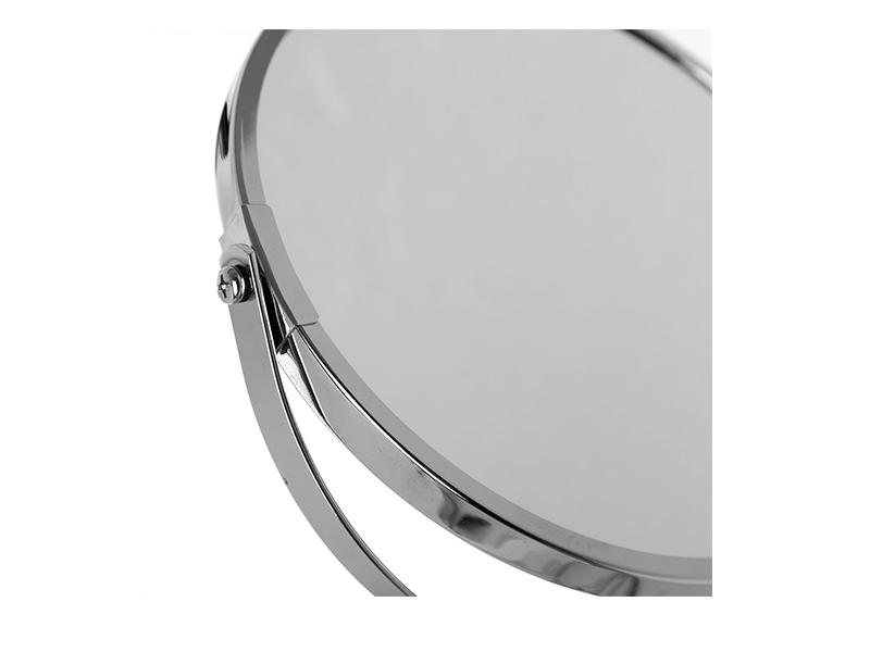 Espejo de aumento x2 metal cromado pared fijo - Espejo aumento bano ...