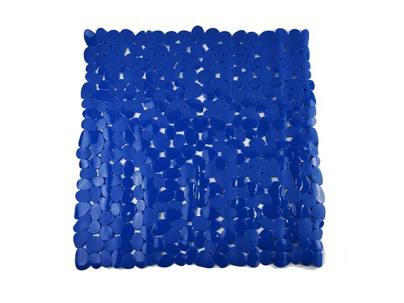 Alfombra de ba o pvc piedra gris 53 x 53 cm - Alfombras de pvc ...