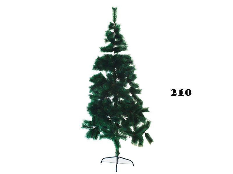Comprar Arbol Navidad Pino Verde 210cm Online Barato Por 49.95€