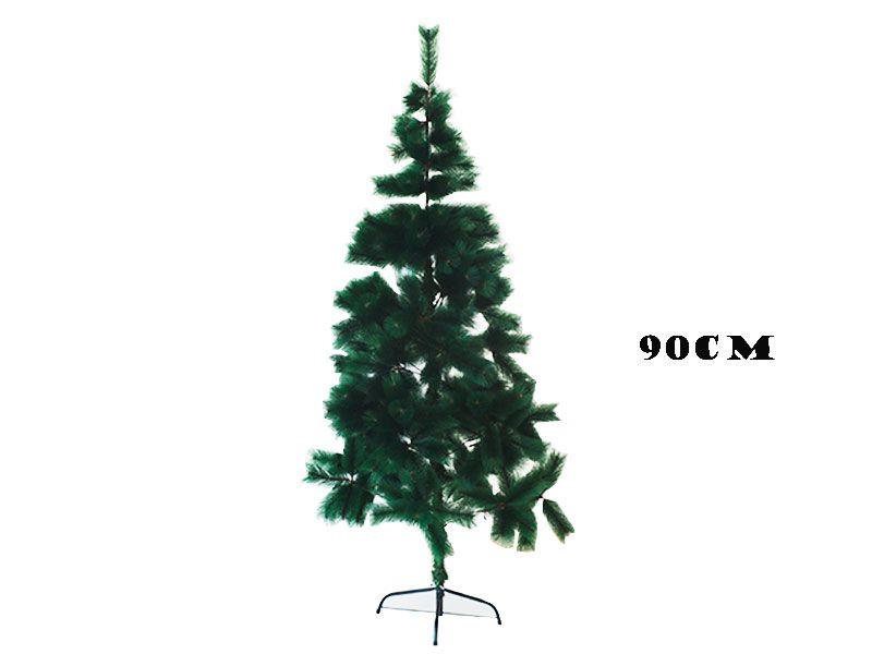 Comprar arbol navidad pino verde 90cm online barato por for Arbol navidad online