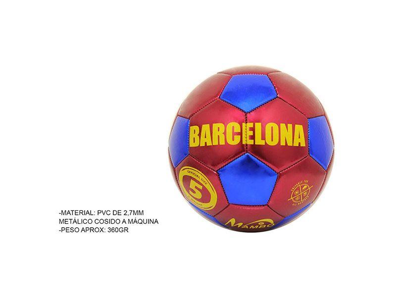 Balón fútbol Barcelona reglamento 360 grs 5c6abee0931e7