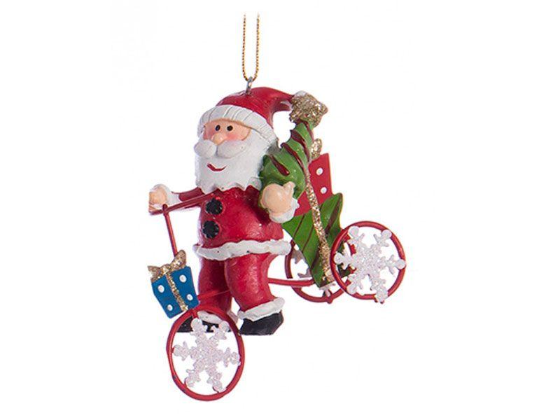 Adornos navideos colgantes para el rbol de navidad realizadas en
