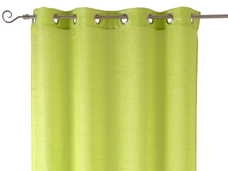 Cortinas Tafeta Living Colour Verde