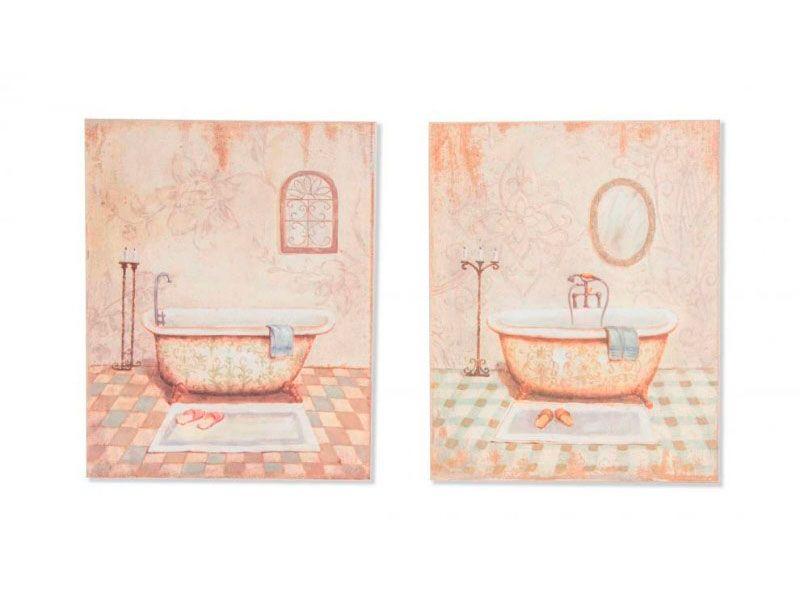 Comprar cuadros baratos decorativos lienzos originales cocina - Banos originales baratos ...