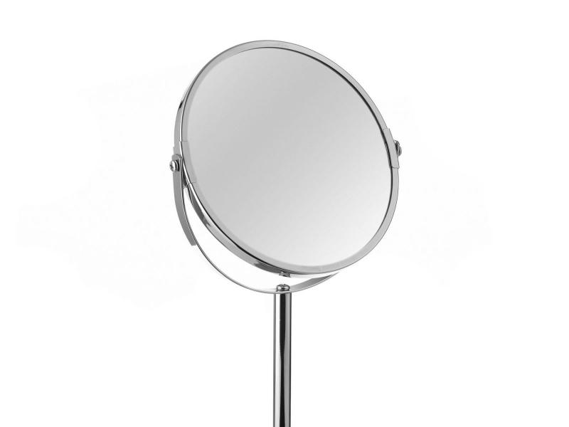 Espejo de 2 Aumento de Hierro Cromado