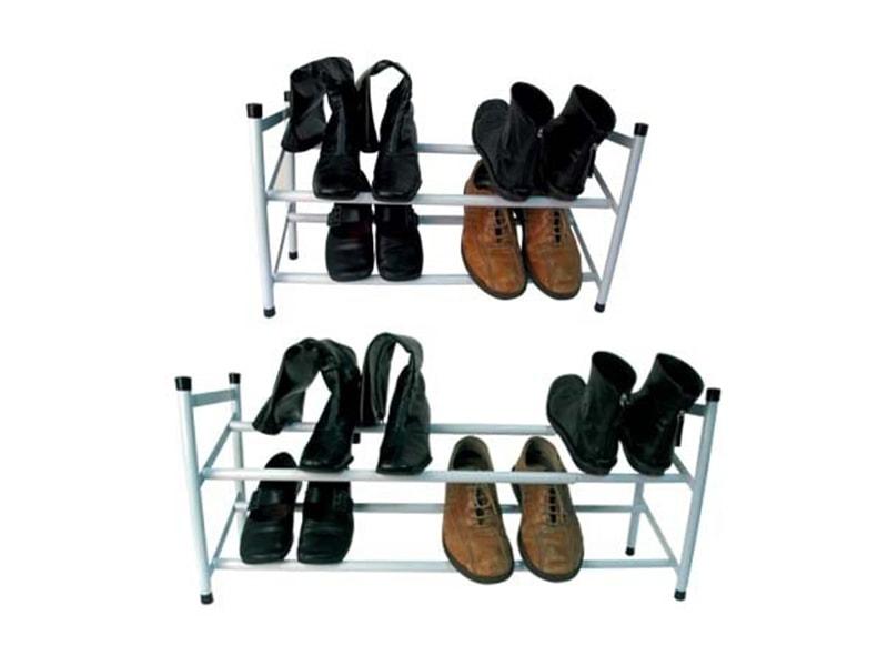 Organizadores de maquillaje acr lico y de armarios para ropa for Zapatero para 30 pares de zapatos
