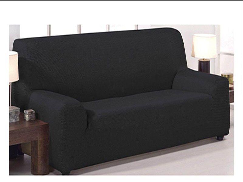 Funda de sofá Monaco color negro 4 tamaños