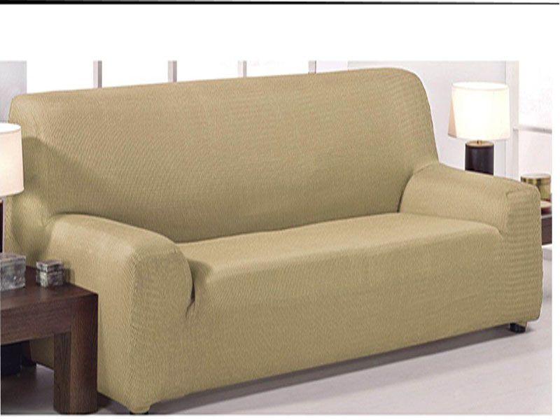 Funda sofá Monaco color Beig 4 Tamaños