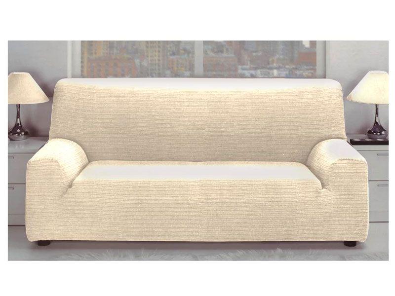 Comprar fundas de sof s lisos y r sticos baratos online - Funda para sofas ...