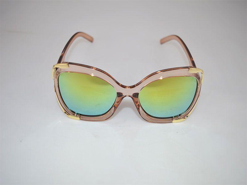 add9775e24 Gafas de sol mujer cuadradas con montura gruesa y lentes polarizadas verdes