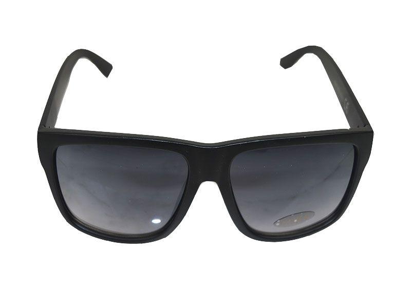 7f2c469f50 Gafas de sol montura gruesa negras