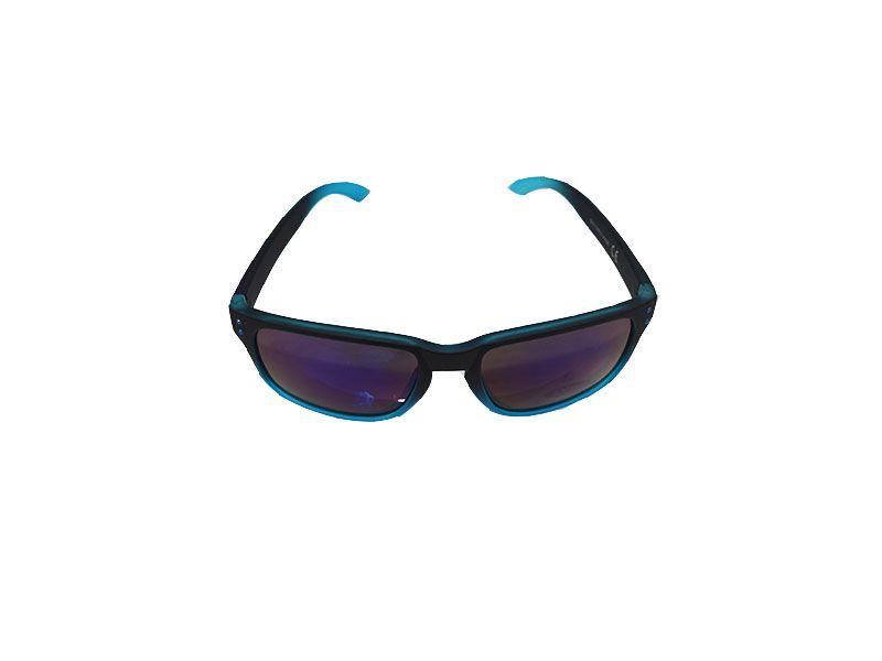 066a3acb83b7b Gafas de sol polarizadas azul entrecortado y lentes lilas