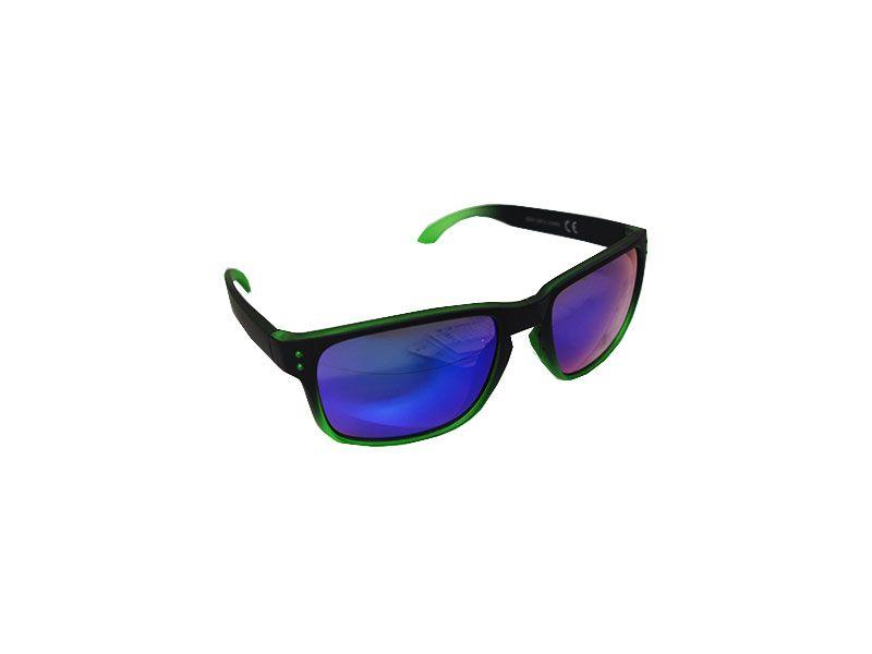 más fotos 8b190 0f23b Gafas de sol polarizadas verde Entrecortado