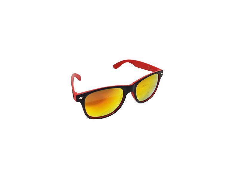 Hermosa Monturas De Gafas De Color Naranja Componente - Ideas ...