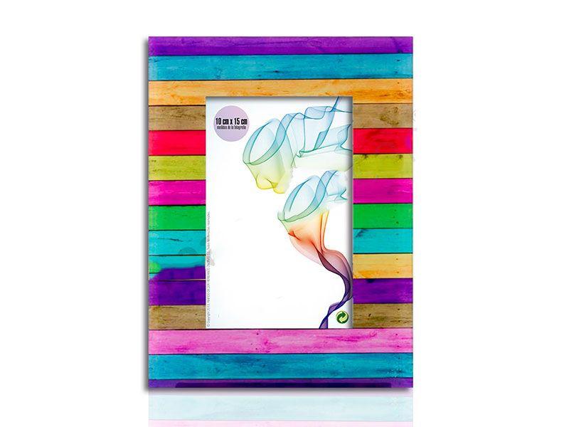 comprar marco de fotos colores