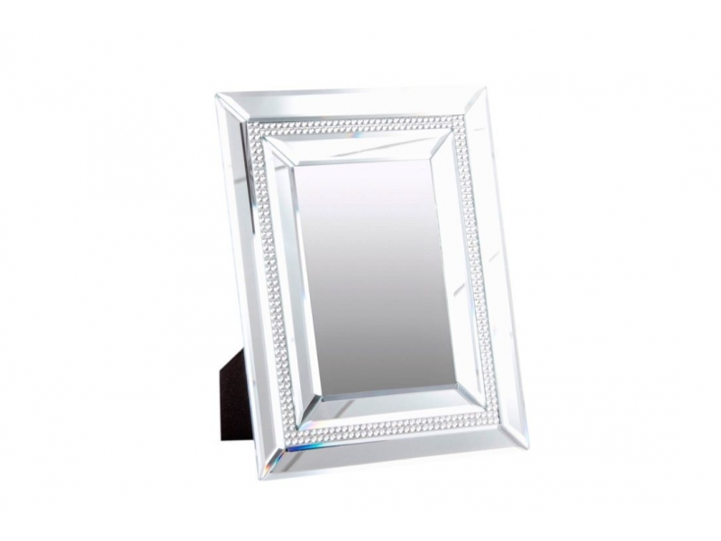 Comprar marcos de fotos bonitos online desde for Espejo marco cristal