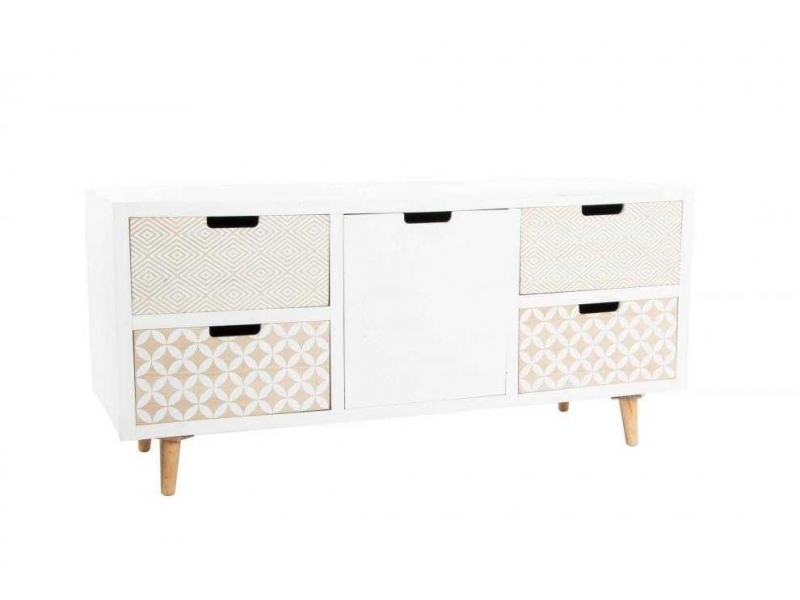 Decoraci n y moda para el hogar con catay home - Muebles de madera natural ...