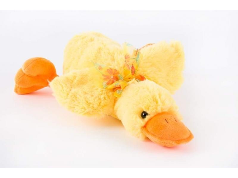 Peluche de Pato Estirado 26 cm