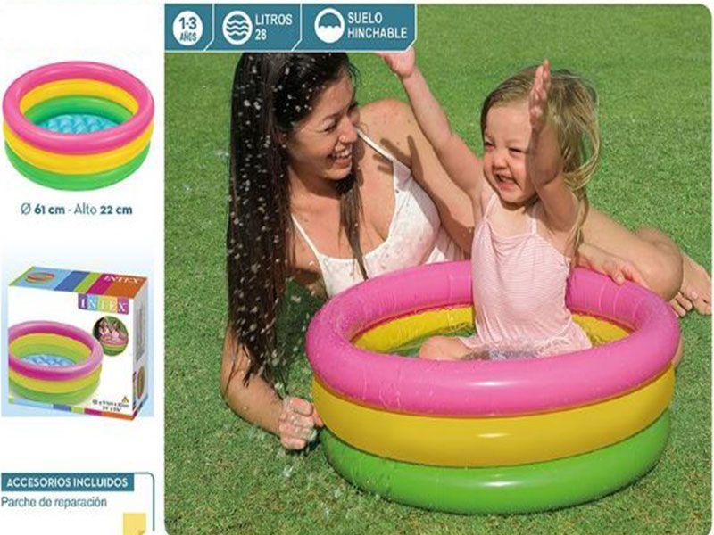 Comprar piscina hinchable beb for Piscina hinchable bebe