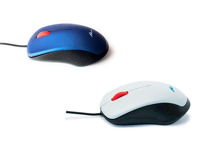 Ratón óptico Deep Mouse de 1000 DPI con cable usb para ordenadores o portátiles