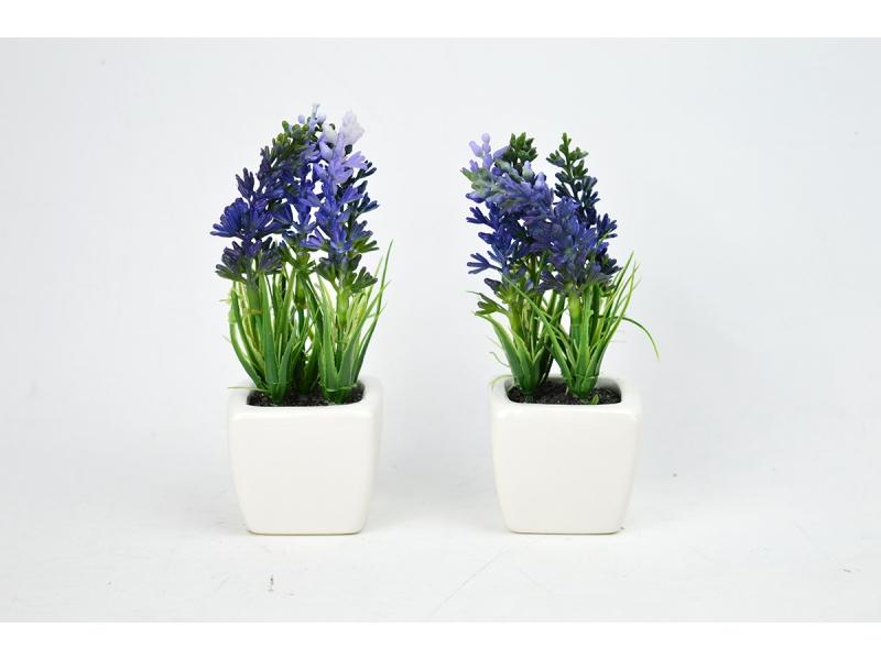 Comprar plantas artificial y macetero original bonito online Macetas ceramica online