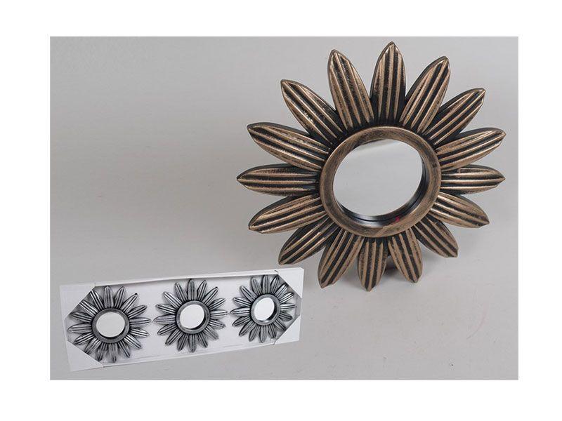 Espejos Baratos Decorativos De Metal O Vintage Para Pared - Espejos-de-pared-economicos