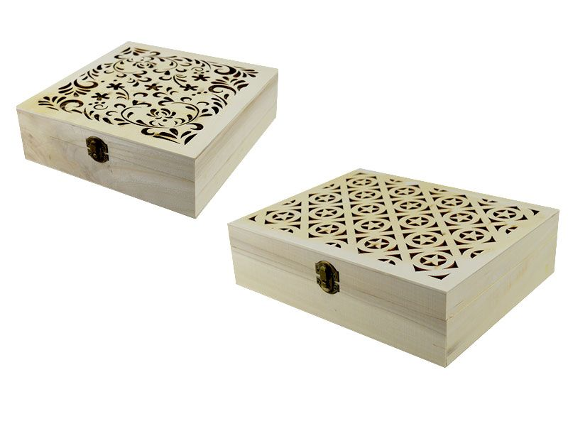 Comprar cajas de pl stico y cart n baratas para organizar - Cajas madera baratas ...