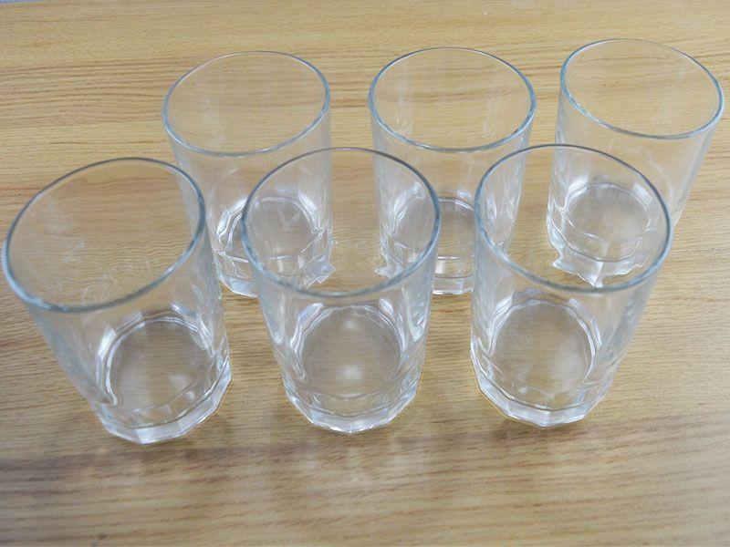 Grandes ofertas en muchos productos set de 6 vasos de cristal para sidra - Vasos grandes cristal ...