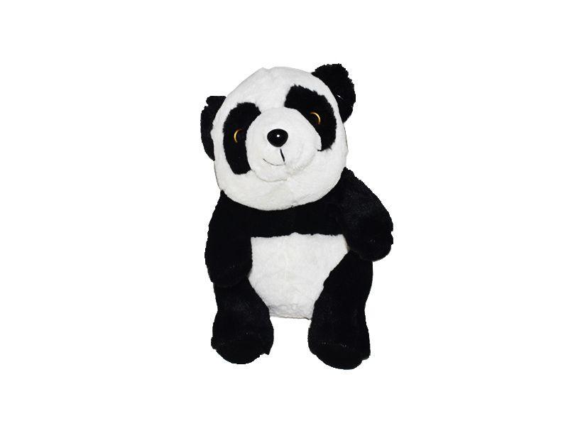 Sujeta puertas oso panda de poliéster 14x19x22