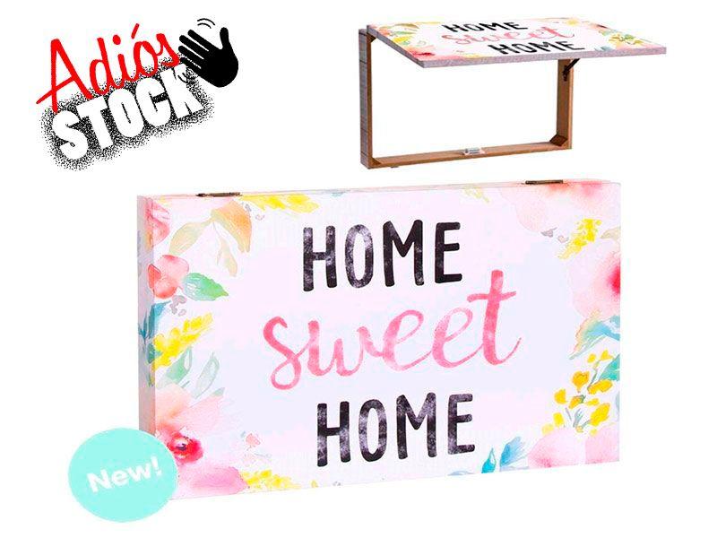 Tapa contador Home sweet 46x7x32 Cm