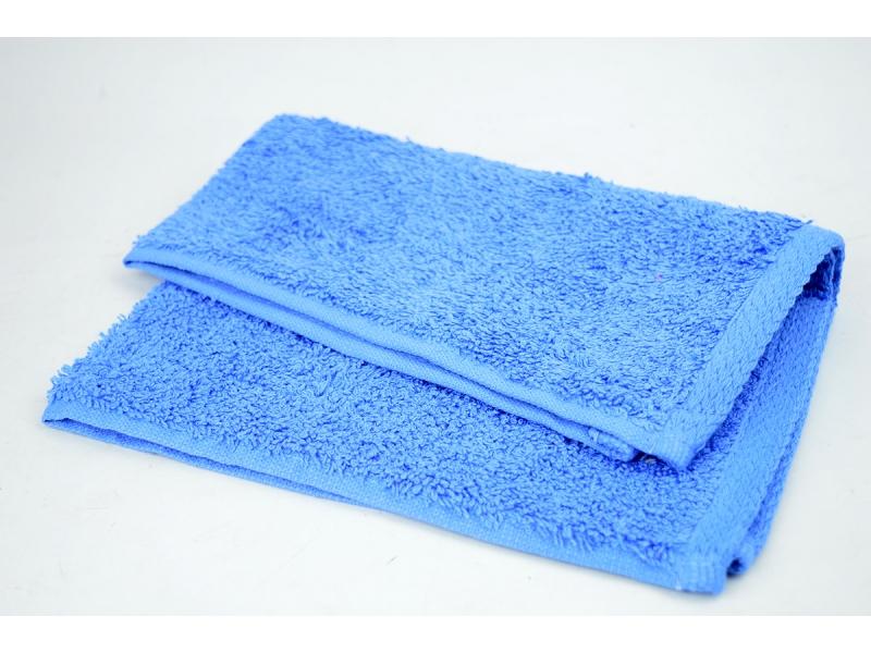 Toallas de algod n para ba o azul 30 50 - Toallas de algodon ...