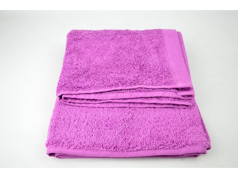 Toallas de algod n para ba o lila 50 100 - Toallas de algodon ...