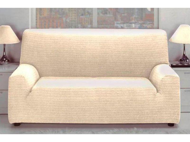 Funda para sofá jacquard elástica