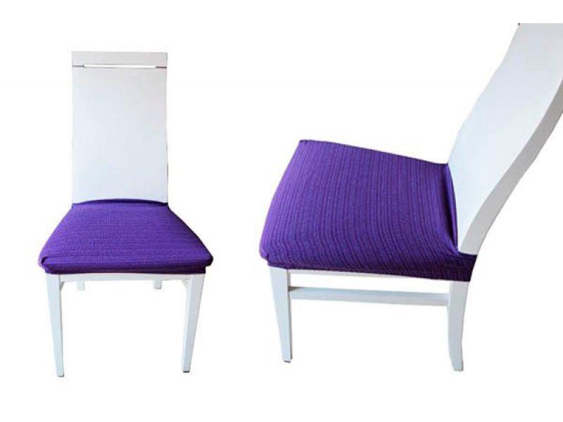 fundas para sillas jacquard elástica